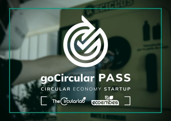 Blue Room Innovation obtains the Distinctive goCircular Pass, which recognizes its ability to contribute to the circular economy
