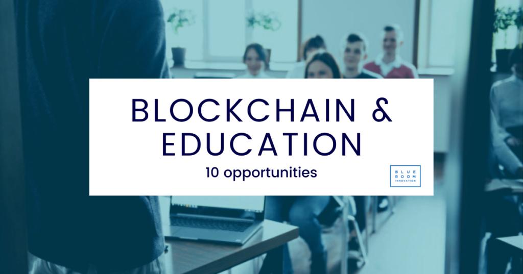 blockchain & education