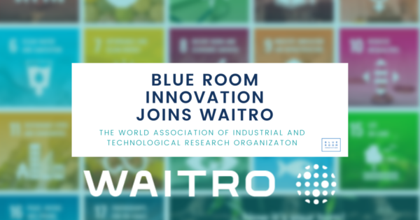 Blue Room Innovation miembro de WAITRO