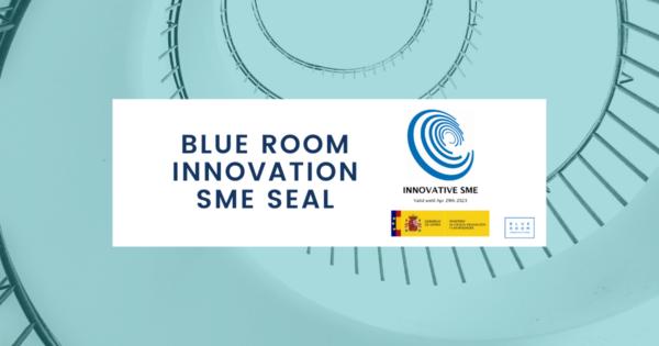 Blue Room Innovation obtiene el Sello de Pyme Innovadora