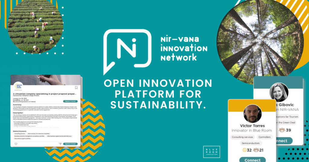 OPen Innovation Platform NIr-vana welcome