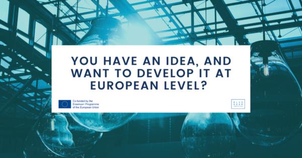 ¿Conoces las ayudas del programa europeo Erasmus+?