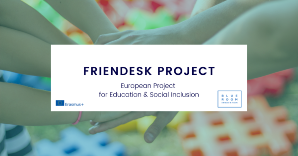 New Project: FRIENDESK!