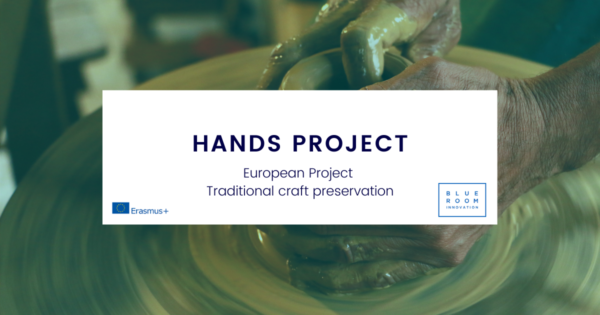 """HANDS: """"traditional crafts heritage training, design and marketing in jordan and Syria"""""""