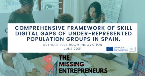 Necesidades digitales para el emprendimiento en España
