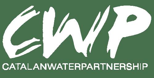 catalan water partnership logo png